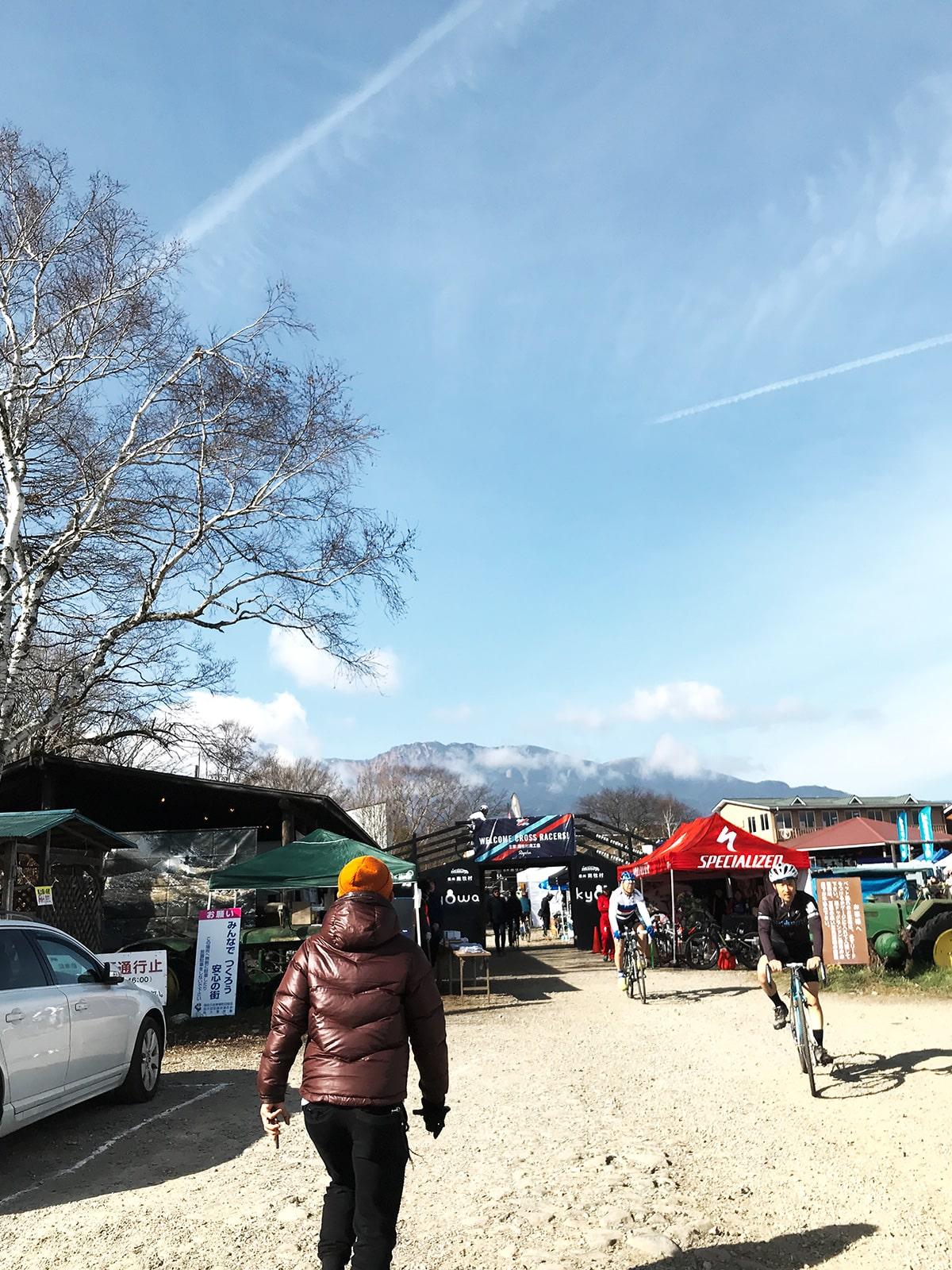 野辺山-入口景色