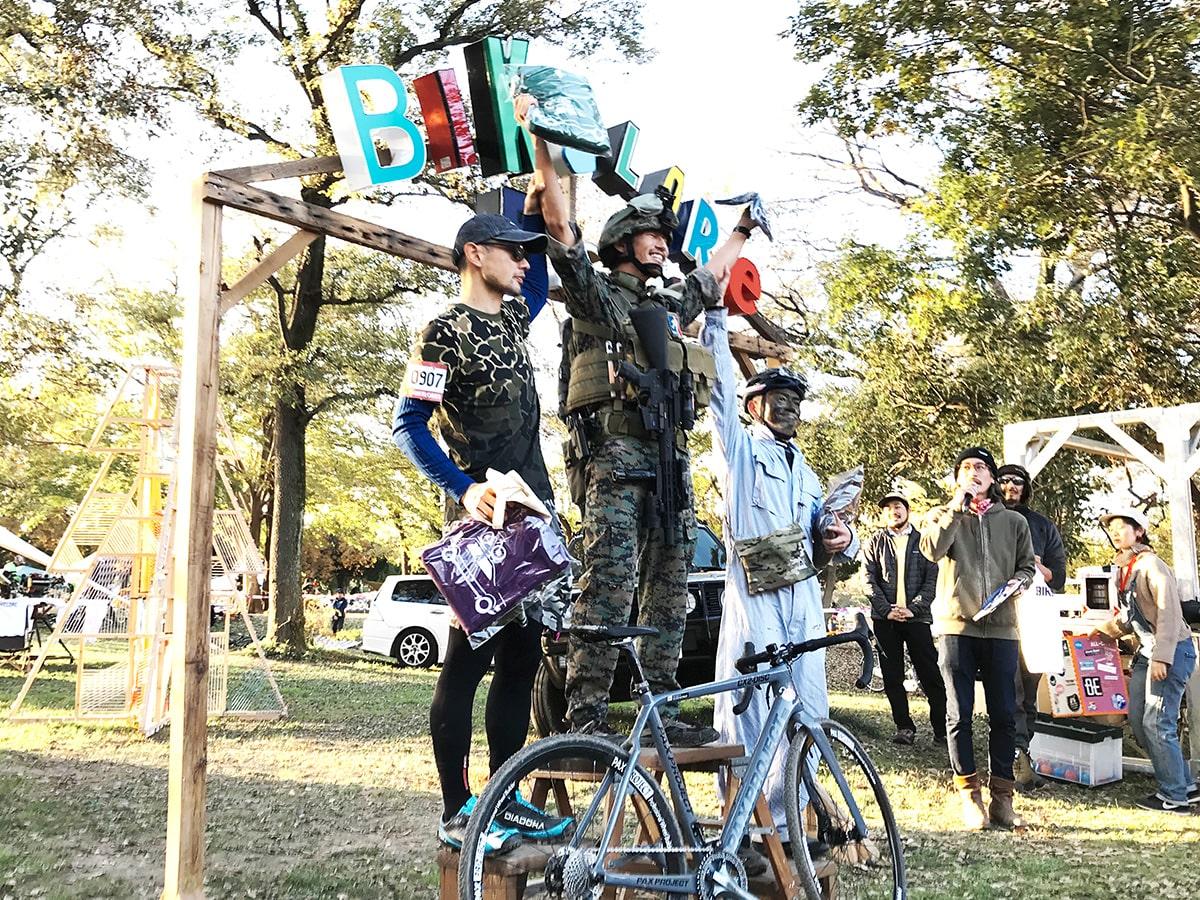 秋ヶ瀬8-迷彩表彰